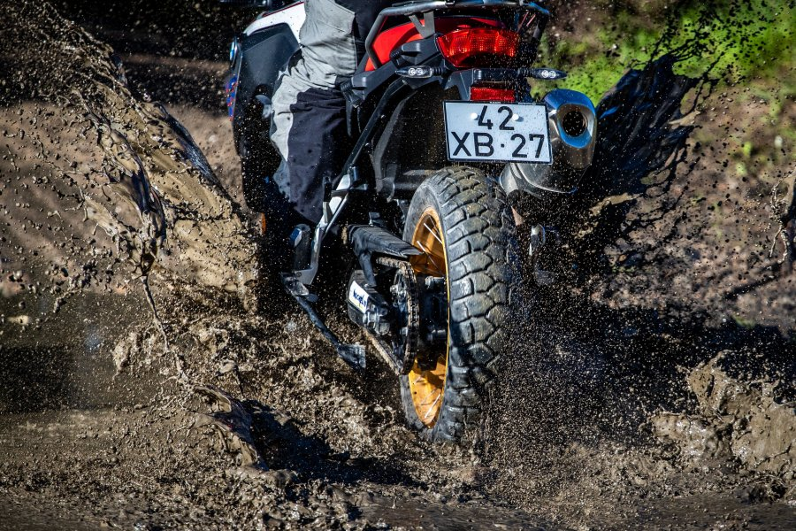 MICHELIN ANAKEE ADVENTURE BARRO